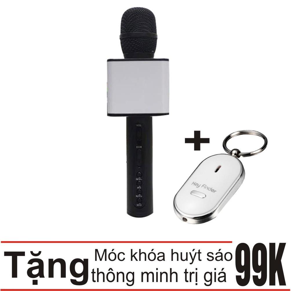 Combo Mic hát karaoke Bluetooth SD-08 bản 2018 (Đen) Khang Nhung + Móc khóa huýt sáo - 3463082 , 1083402959 , 322_1083402959 , 340000 , Combo-Mic-hat-karaoke-Bluetooth-SD-08-ban-2018-Den-Khang-Nhung-Moc-khoa-huyt-sao-322_1083402959 , shopee.vn , Combo Mic hát karaoke Bluetooth SD-08 bản 2018 (Đen) Khang Nhung + Móc khóa huýt sáo
