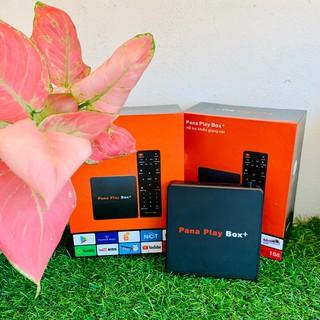 Android PanaBox 4K Ram 4GB Rom 32GB Xem Truyền Hình Bản Quyền VTVCab On Bảo Hành 12 Tháng Đổi Mới