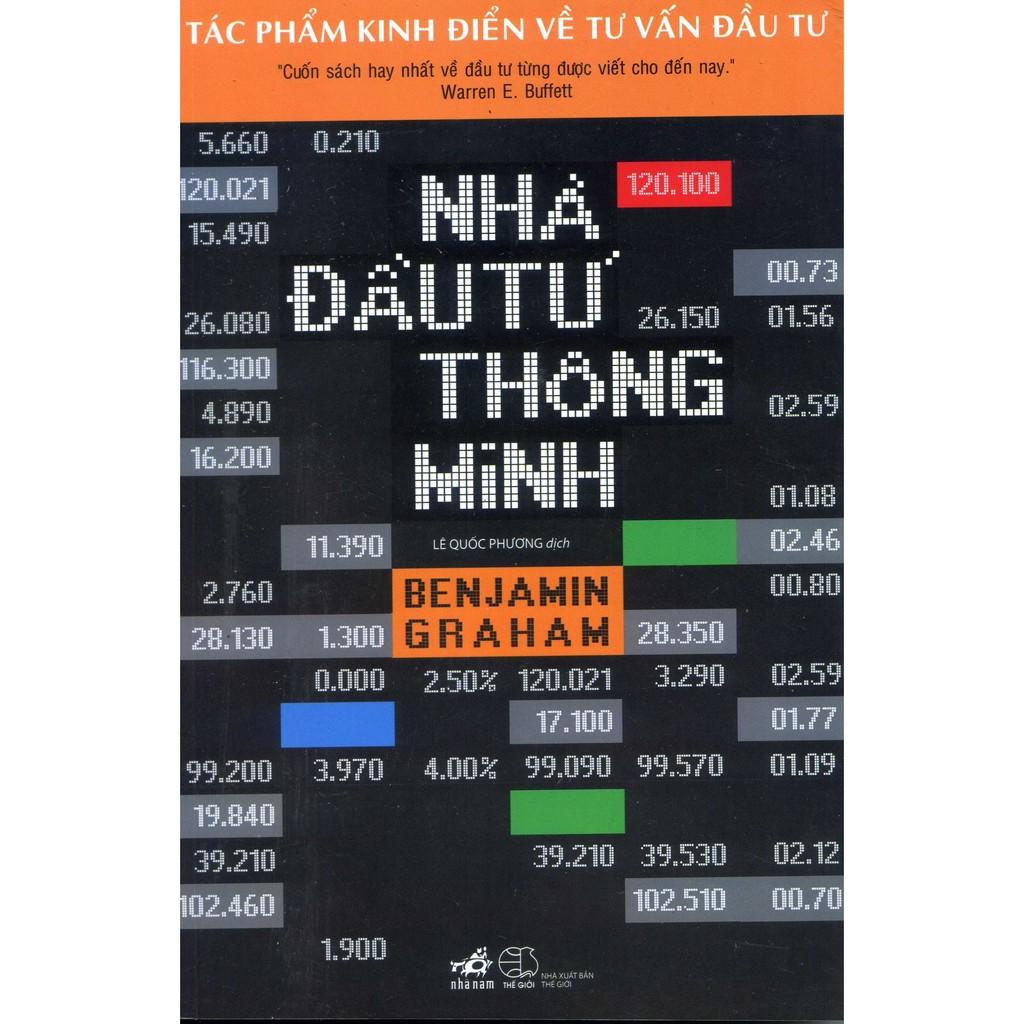 (Sách Thật) Nhà Đầu Tư Thông Minh - Benjamin Graham