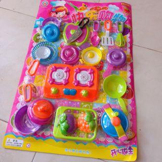 Vỉ bếp đồ chơi cho bé từ 3 tuổi