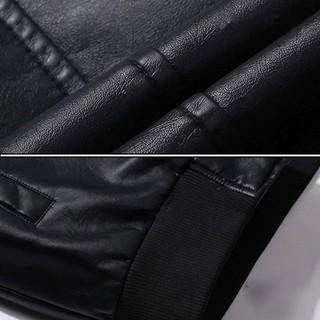 Hình ảnh Áo khoác da lót lông LADOS-105, da cao cấp, không nổ không bong tróc - HÀNG CHÍNH HÃNG-5