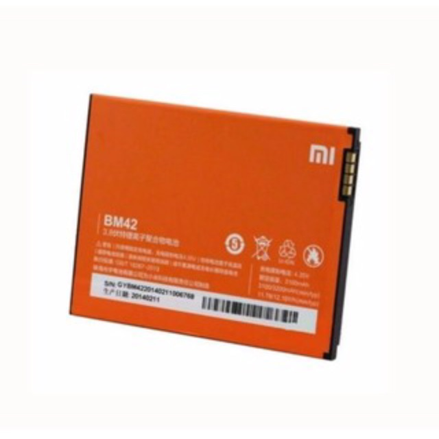 Pin Xiaomi Redmi Note BM42