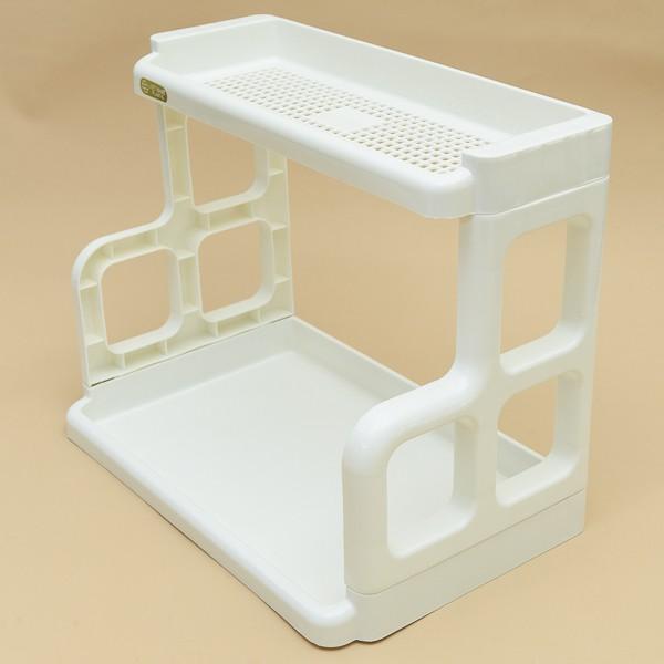 Kệ để gia vị nhà bếp nhà bếp, để đồ nhà tắm mã 5566 – Hàng chính hãng Nhựa Việt Nhật