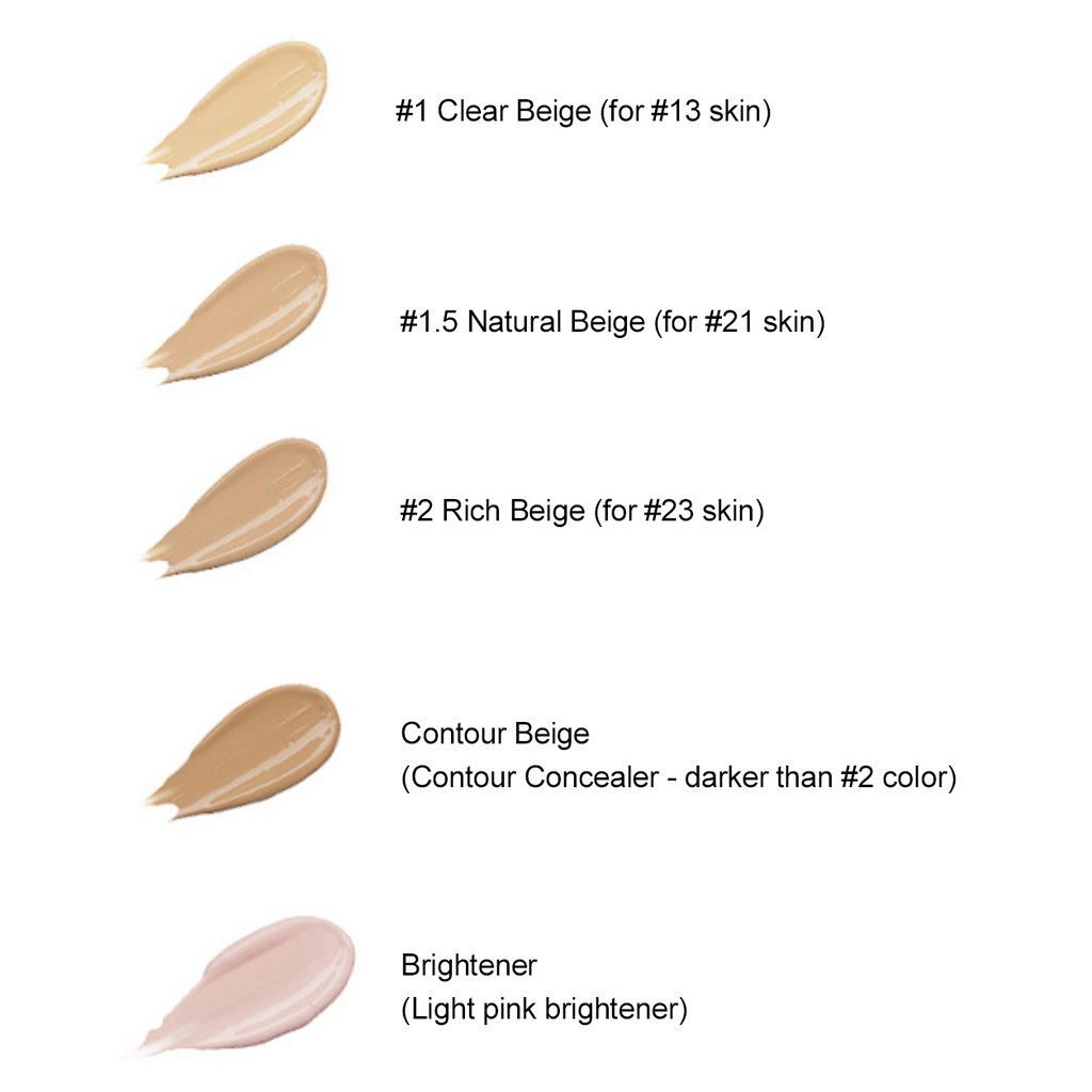 THE SAEM - Che khuyết điểm Cover Perfection Tip Concealer
