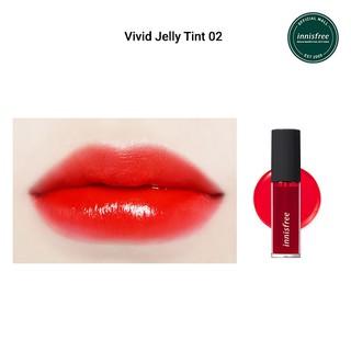 Son môi dạng lỏng innisfree Vivid Jelly Tint 01 5.2g-4