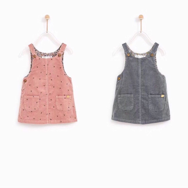 Yếm váy cho bé