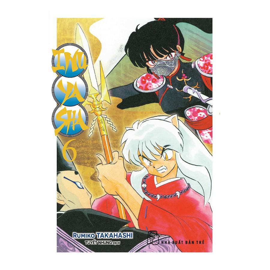 Sách - Inuyasha tập 6 - 11