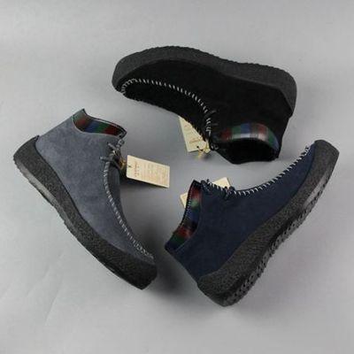 Giày cao gót da lộn siêu nhẹ dành cho nam