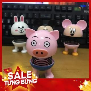 [ Best Sale ] Thú Nhún lò xo Emoji Con Lắc Lò Xo-Emoji Siêu Cấp-hoạt hình con vật mẫu mới nhất