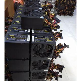 Nguồn máy tính CST hiệu Jetek/ Acbel 300W/320W/400W chạy ổn định, hàng đã qua sử dụng