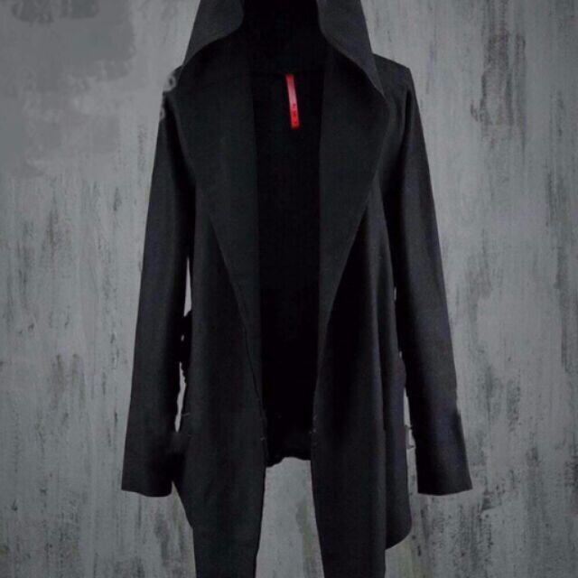 [ MA0510 Giảm 10%] – Áo khoác ngoài Mantle All Black