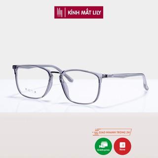 Gọng kính cận nữ Lilyeyewear , thanh mảnh dễ đeo - 2164