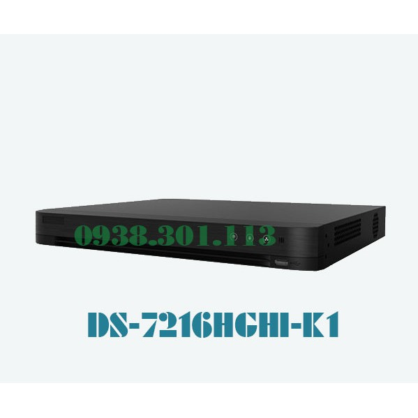 Đầu ghi hình 5 in 1 16 kênh HIKVISION DS-7216HGHI-K1(S)