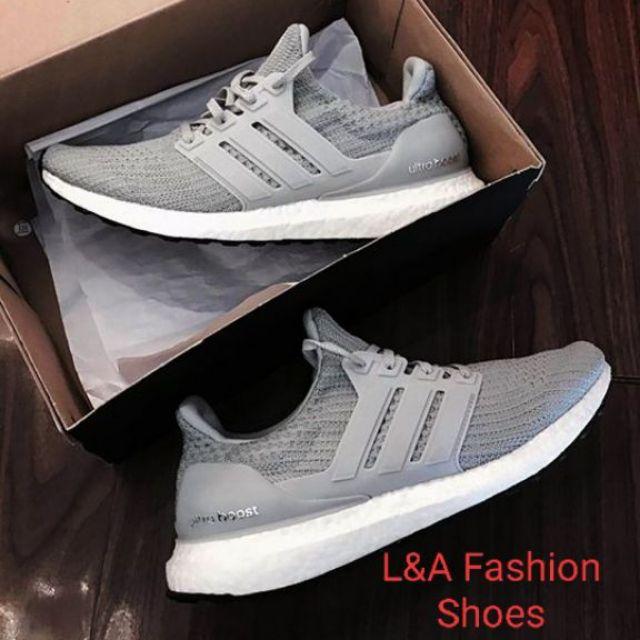 Giày thể thao Sneaker ultra 4.0 xám (có video chi tiết)