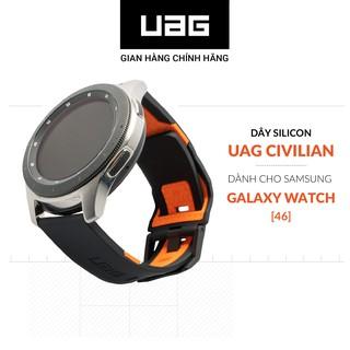 Dây silicon UAG Civilian cho đồng hồ Samsung Galaxy Watch 46mm