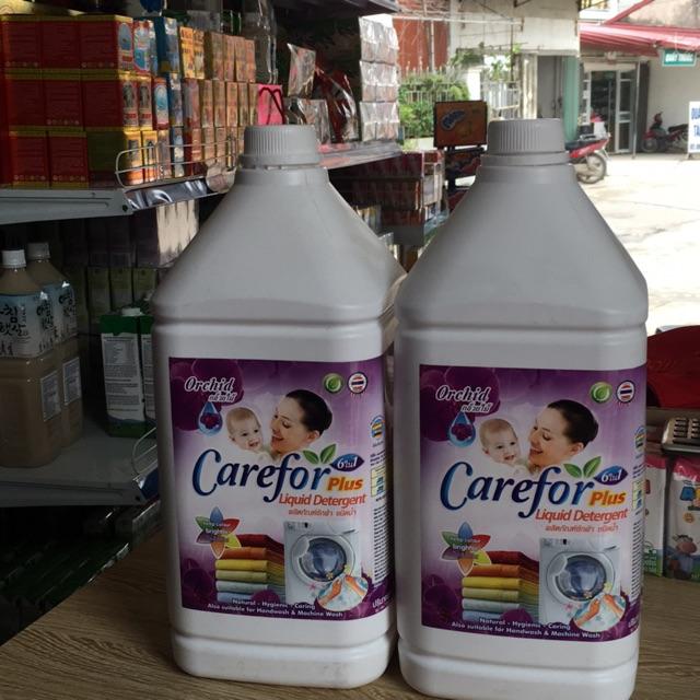 Nước giặt Carefor thái (3,5 lít)