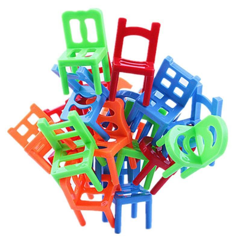 Bộ 18 ghế xếp cân bằng cho các buổi tiệc