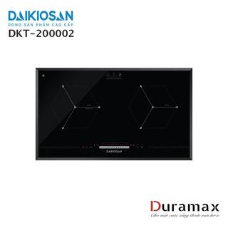 Bếp từ đôi cao cấp Daikiosan DKT-200002 2 vùng nấu công suất 4200W
