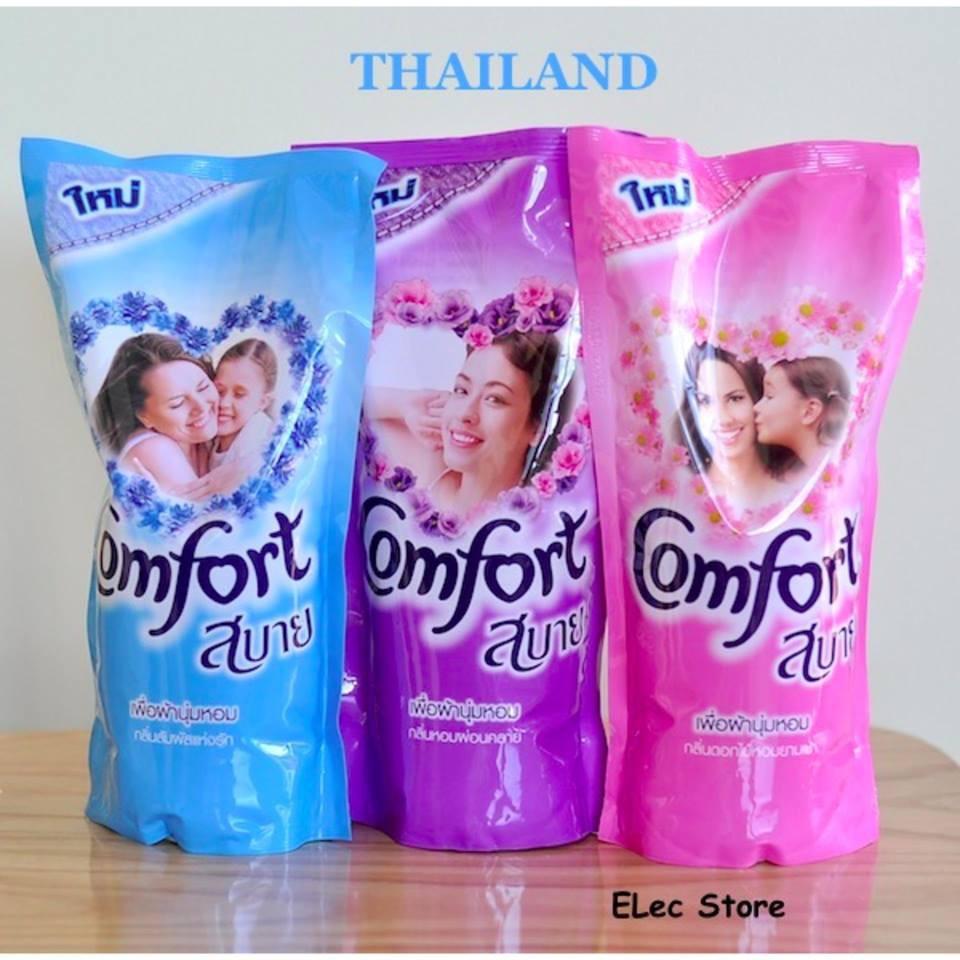 Nước xả vải Comfort Thái Lan túi 580ml