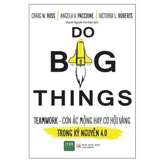Sách - Do Big Things thumbnail