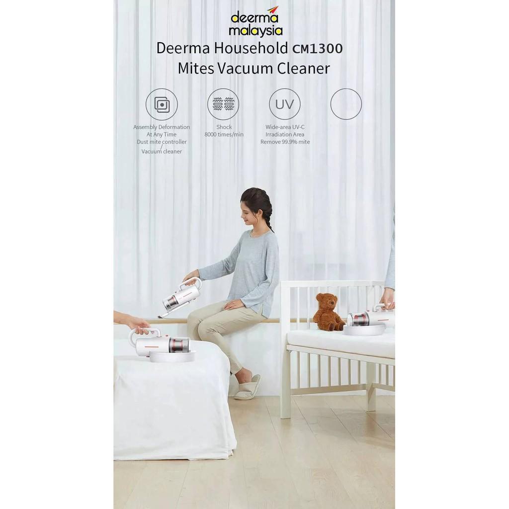 Máy hút bụi giường nệm đa năng Deerma CM1300 - Máy hút bụi