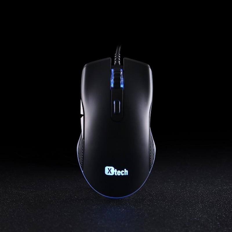 Chuột Gaming thương hiệu X-TECH TM-G8B cổng USB hàng nhập khẩu