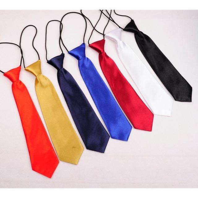 Cà vạt trẻ em , cà vạt cho bé , cavat học sinh, caravat | Shopee Việt Nam