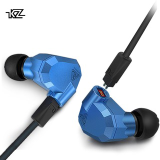 KZ ZS5 2DD+2BA Hybrid In Ear Earphone HIFI DJ Monito Running Sport Earphones For KZ ZS10/ZSN PRO AS10 AS16