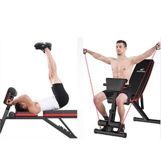 máy tập thể dục đa năng tại nhà – máy tập gym, gập cơ bụng và các nhóm cơ chính