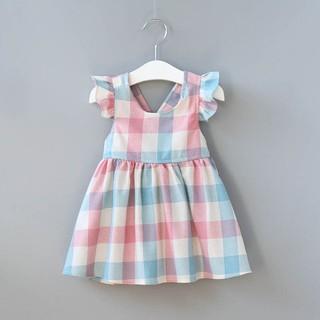 Đầm Tutu sát nách phong cách công chúa cho bé gái