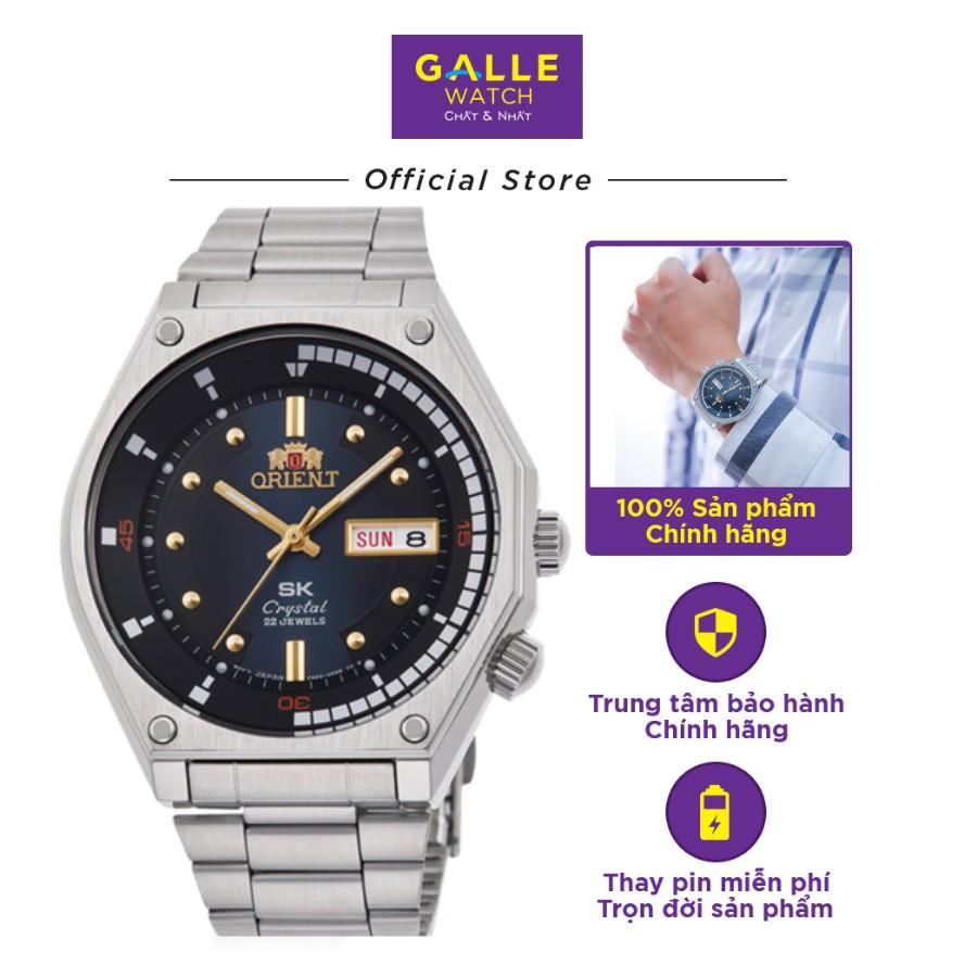 Mặc gì đẹp: Thời trang với Đồng hồ Nam chính hãng Nhật Bản Orient RA-AA0B03L19B - Thương hiệu đứng đầu Nhật Bản - Phân phối độc quyền Galle Watch