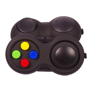 2PCS Fidget Pad Creative Multipurpose Stress Relief Hand Shank Fidget Toy
