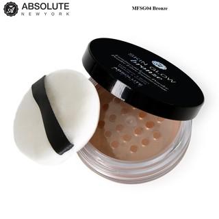 Phấn phủ bột tạo sáng Absolute NewYork Skin Glow Powder MFSG04 Bronze 4g thumbnail