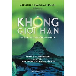 """Sách - Không Giới Hạn - Khám Phá HO'PONOPONO giá chỉ còn <strong class=""""price"""">8.200.000.000đ</strong>"""