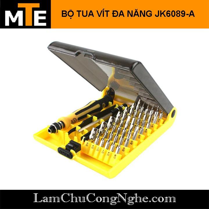 Bộ tô vít JK-6089 45 món
