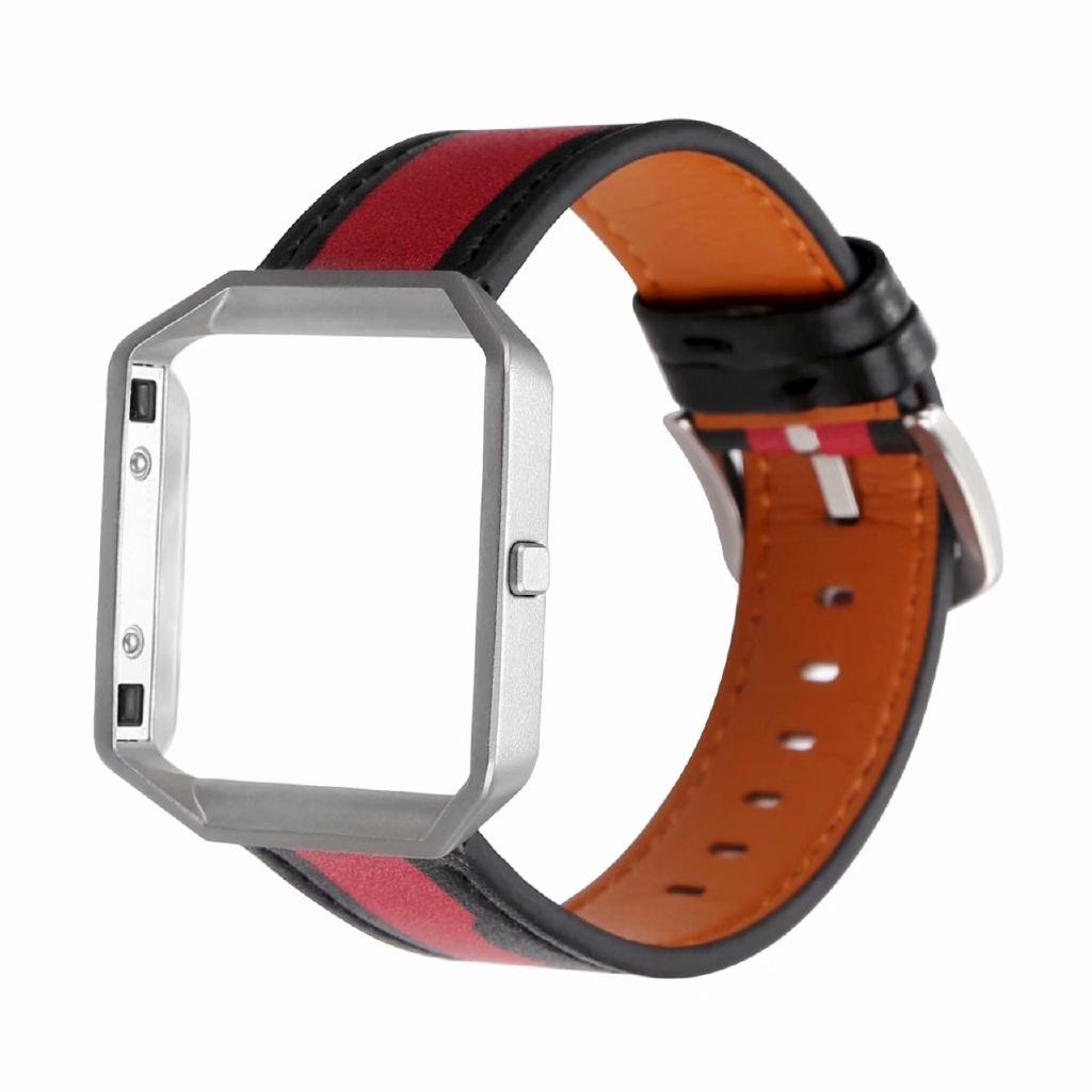Dây đồng hồ thông minh Fitbit Blaze màu đỏ