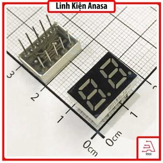 Led số 7 thanh 0.28 + Led đồng hồ 0.28inch Anasa