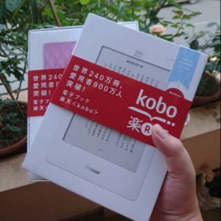 Máy đọc sách Kobo Touch không đèn nền used fullbox