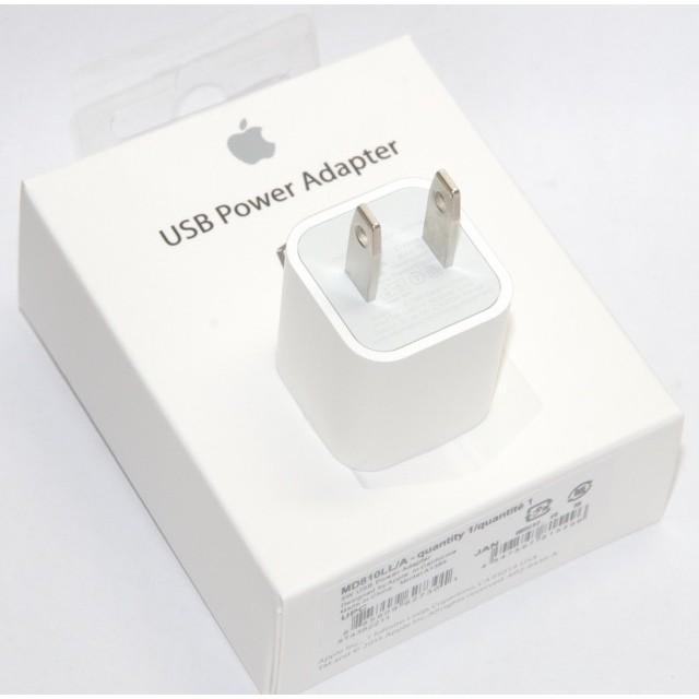 Adapter Sạc Apple 5W USB Power MD810 - Hàng Chính Hãng