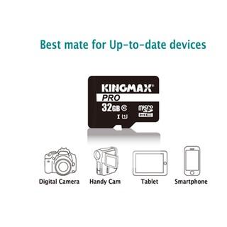 Thẻ nhớ Kingmax 32GB – Thẻ nhớ MicroSD