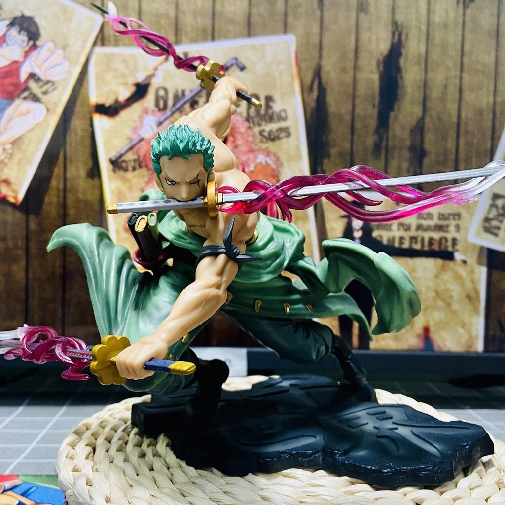 Mô hình Figure Action Roronoa Zoro POP cao 24cm – One Piece