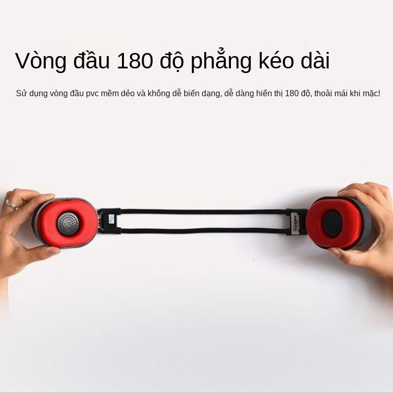 Tai nghe nghe Aiben C-200A Cấp độ 4 Bài kiểm tra tiếng Anh Cấp độ 4, 6 A, Cấp độ B, 8 Đài FM không dây