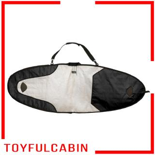 [TOYFULCABIN] Surfboard Bag Day Surfboard Cover Storage Transport Carrier Shoulder Pack