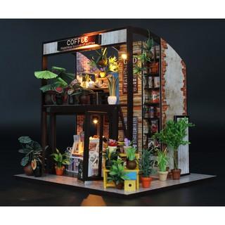 [Giảm Tiếp 10% HANHPHUC9 ] Nhà búp bê – Coffee House