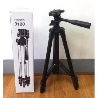Chân chụp hình máy ảnh, điện thoại Tripod 3120 – BUMSHOP79