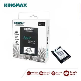 Ổ CỨNG SSD KINGMAX 240GB và SSD KINGMAX 120GB - Chính hãng tem Viễn Sơn