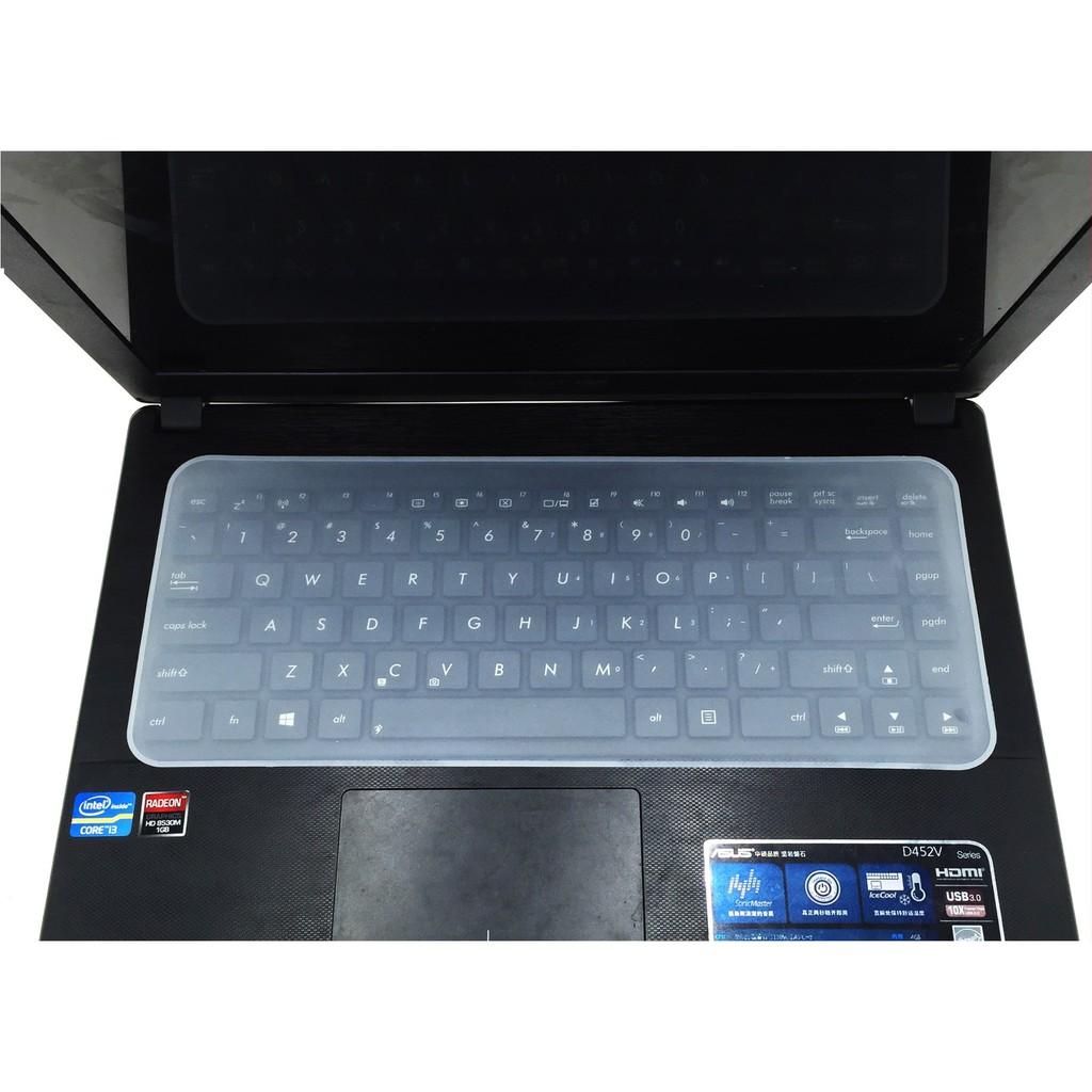 Miếng phủ bàn phím Laptop, chống nước, chống bụi