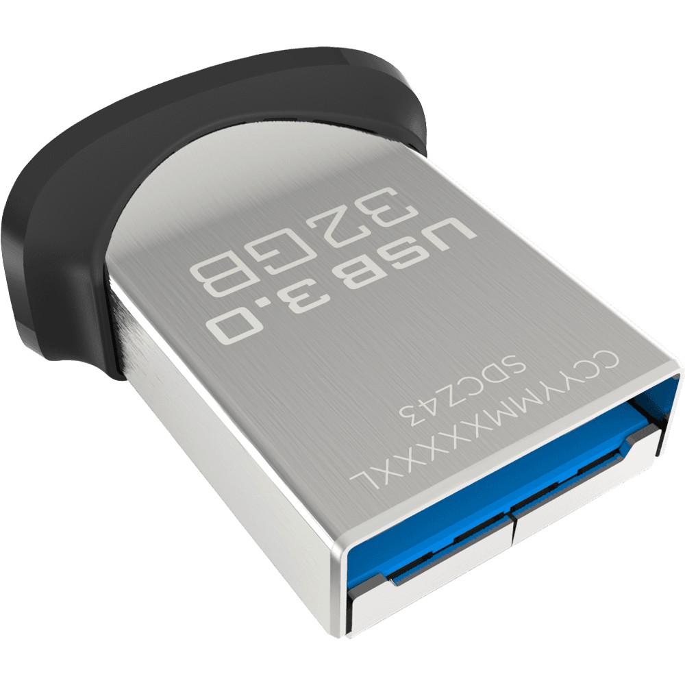 USB lưu trữ dữ liệu 32GB SanDisk Ultra Fit 3.0 SDCZ43