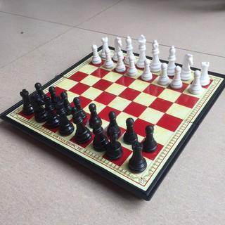 Bộ cờ vua nam châm gấp gọn 28cm x 28cm và 36cm x 36cm |shopee. Vn/botmau121