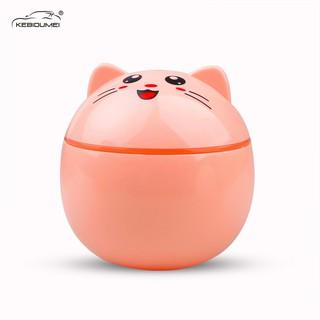 Máy Làm Ẩm Không Khí KEBIDUMEI Hình Mèo Có Đèn LED Với Thể Tích 300ML